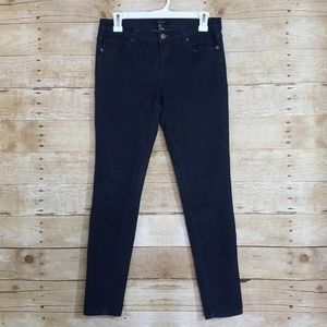 Pencil Dark Wash Jean